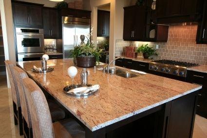 White Marble Kitchen Island : Design a Kitchen Island