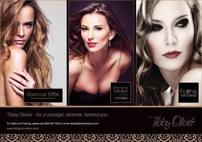 Contour D'Or The Avant-Garde Shrinking Tan for Tanning with Inch Loss Shrinking Violet Inch Loss Body Wraps & Faith Lift Facials from Tibby Olivier