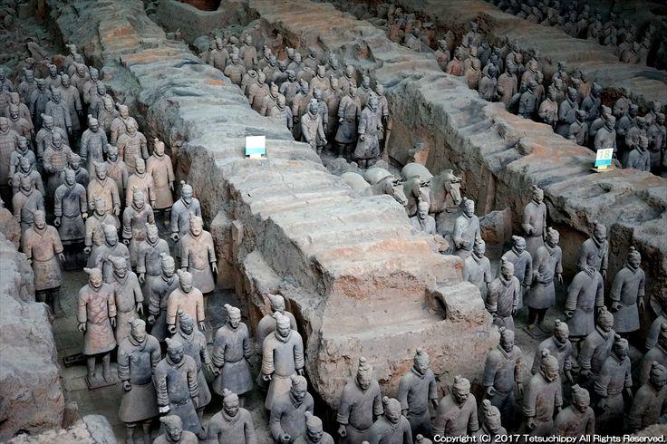 中国|西安|兵馬俑へ路線バスで行ってみよう! – てつちぴ旅!