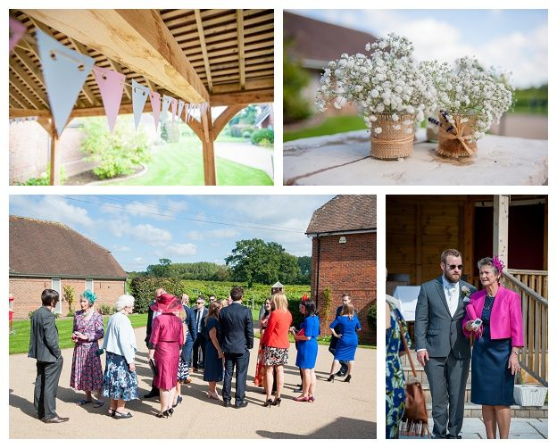 Three Choirs Wickham Vineyard, Hampshire Wedding: Nicki & Chris | The Cole Portfolio