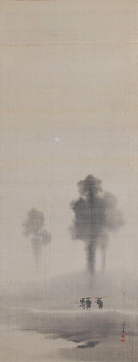 Konen Uehara 上原 古年 (1877-1940).