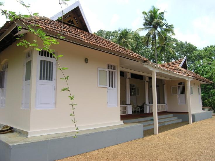 Ancestral home, Kerala, India.