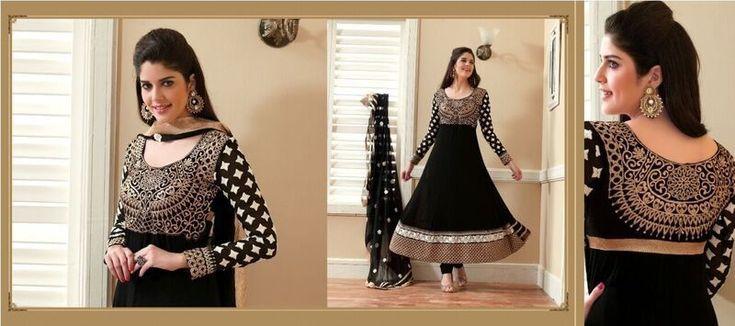 Nice Amazing BOLLYWOOD EID FESTIVE WOMEN DRESS MUSLIM BRIDE WEDDING KAFTAN HIJAB ANARKALI9324  Cool
