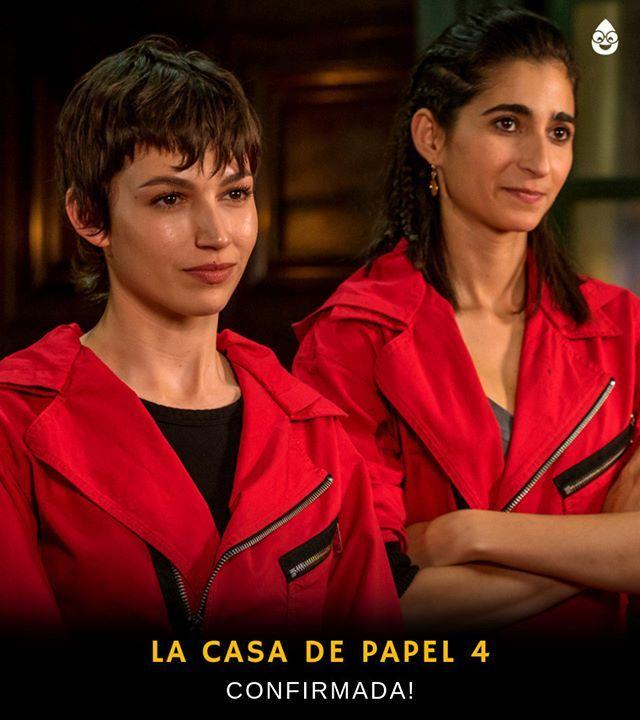 A Season 3 De La Casa De Papel Ainda Nem Chegou Na Netflix E O