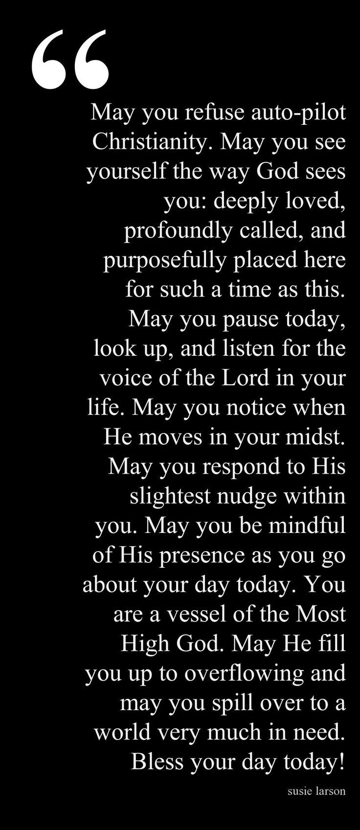 Start a Day Blessing: You are fearfully, wonderfully made. God has something get in store for your life. Just take heed & obey His Word ~ and watch Him move for you.:
