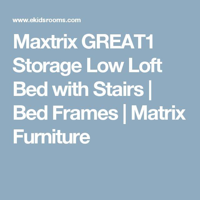25 Best Ideas About Low Loft Beds On Pinterest Low Loft