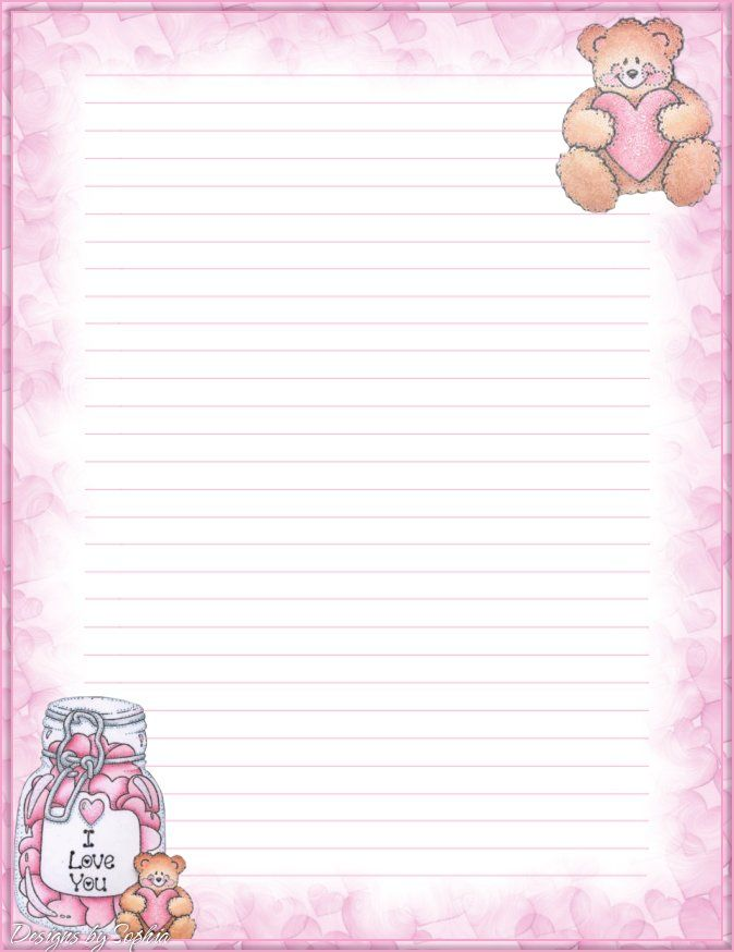 394 best Lined Stationary images on Pinterest Paper, Apples and - free lined stationery