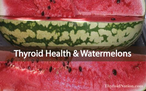 Make watermelon a part of your daily diet & you will reap amazing benefits: Improving cardiovascular health and providing thyroid support!