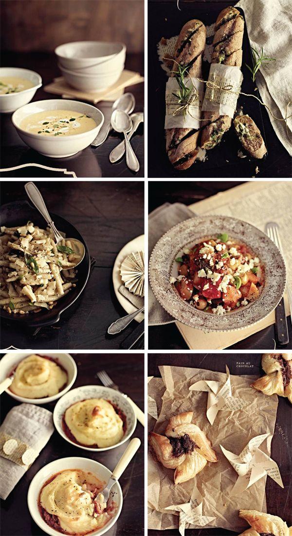 Food Inspiration   Sweet Paul Magazine #15