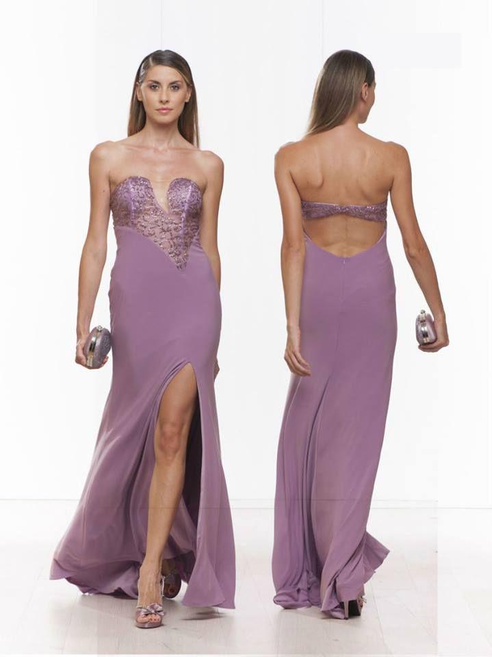 Schiena nuda,scollatura profonda,spacco vertiginoso:i toni #sexy per il prox #weekend #glicine #abitolungo #outfit #woman #donna #donne #femminilita #fashionaddicted #fashionista #fashionblogger #fashionvictim #moda #modadonna #stile #style #look #eveninggown #dress #dresses #wedding  #solocosebelle #abito #abitodacerimonia #abitoelegante #shoes #bags #catalogue #stores #specialevent #occasion #summer #spring #primavera #estate #catalogo #collezione #nuovacollezione