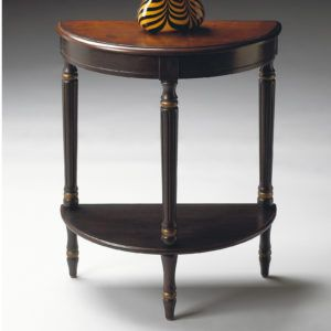 Butler Demilune Console Table