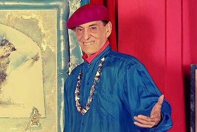 Antonio Blanco Ubud Bali