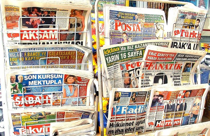 Turkey Government Closes 131 Media Organizations as Crackdown Continues