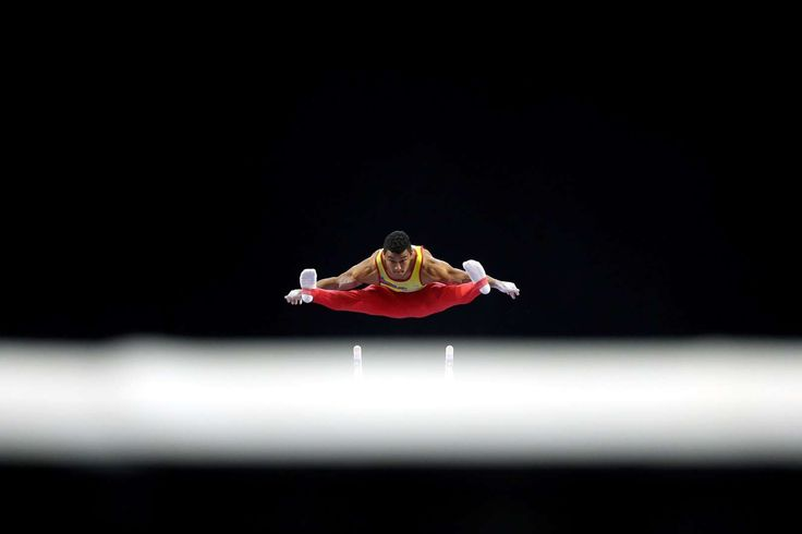 2016 Pacific Rim Gymnastics Championships - Day 3 - Ezra Shaw/Getty Images