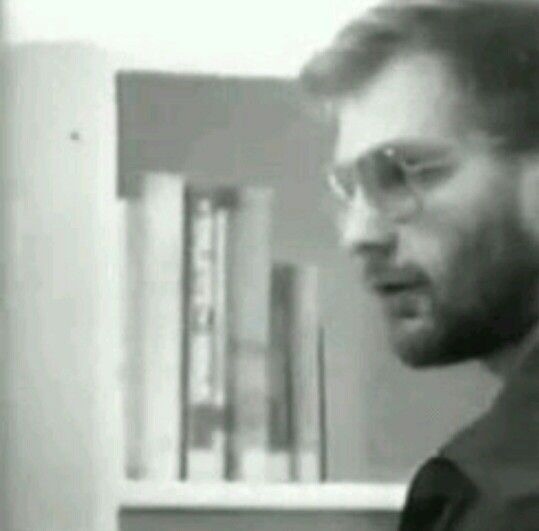 Jeffrey Dahmer in the library at the Columbia Correctional Institution. I His prisoner ID was 177252 and he was in cell number 648