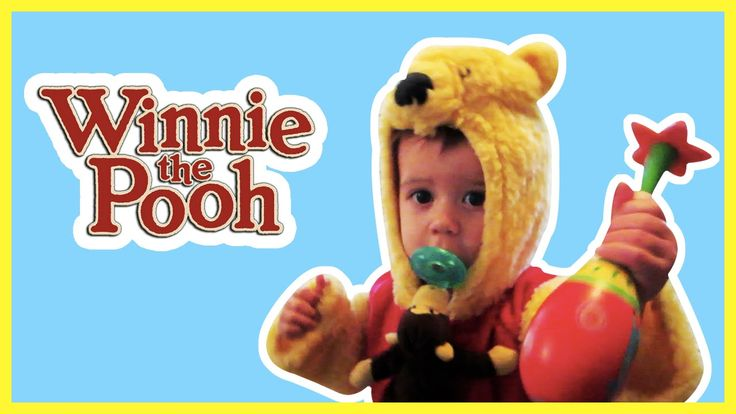 DISNEY Winnie the Pooh Toddler Costume | Piccolo Bros.