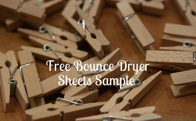 Bounce Dryers Sheets Sample Laundry Make Your And Dryers