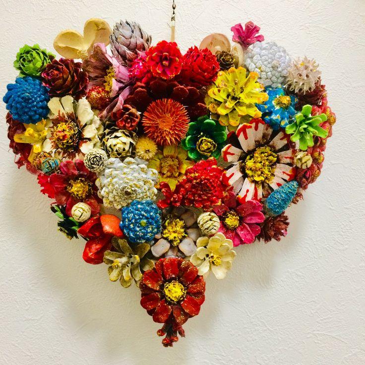 Pin By Sondra Gulledge On Valentines Pine Cones Pine
