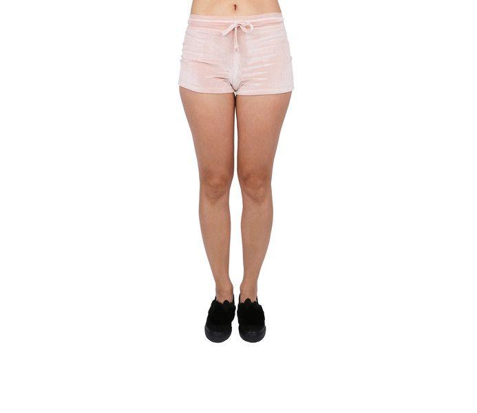 Shorts & Hotpants - Veloursshorts - ein Designerstück von MoodyMood bei DaWanda