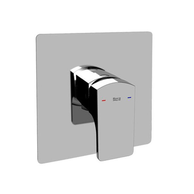 """Roca L90 Grifo mezclador empotrable de 1/2"""" para baño o ducha  http://www.edenhogar.com/es/griferia-ducha/roca-l90-grifo-empotrable-ducha-5a2201c00.html"""