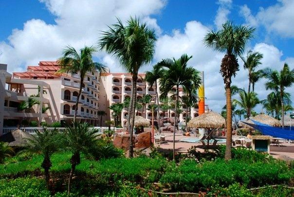 Playa Linda, Aruba - Alan & I were here!!   Had a great time!!
