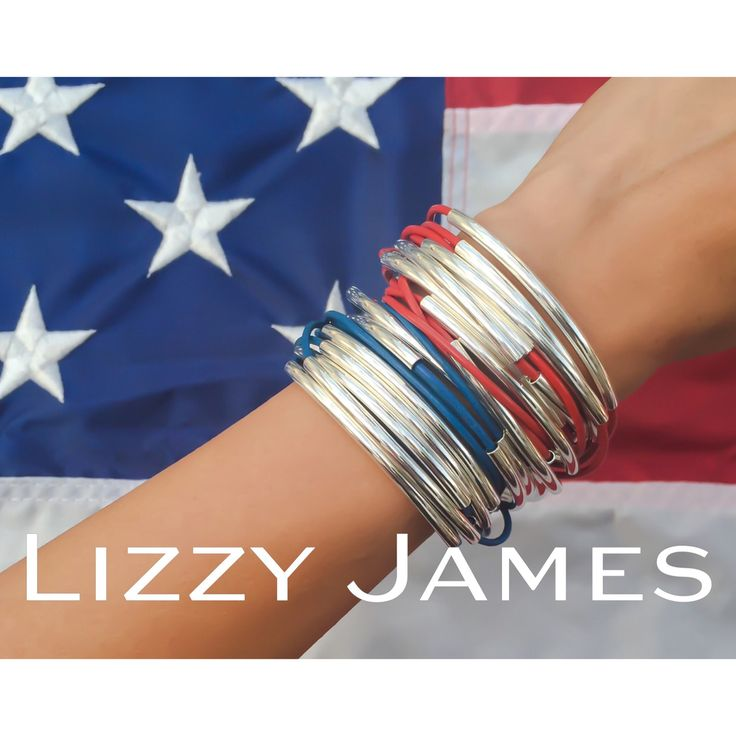 Lizzy James is made in America.