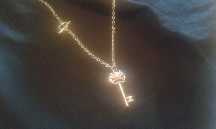 Silverkey necklace