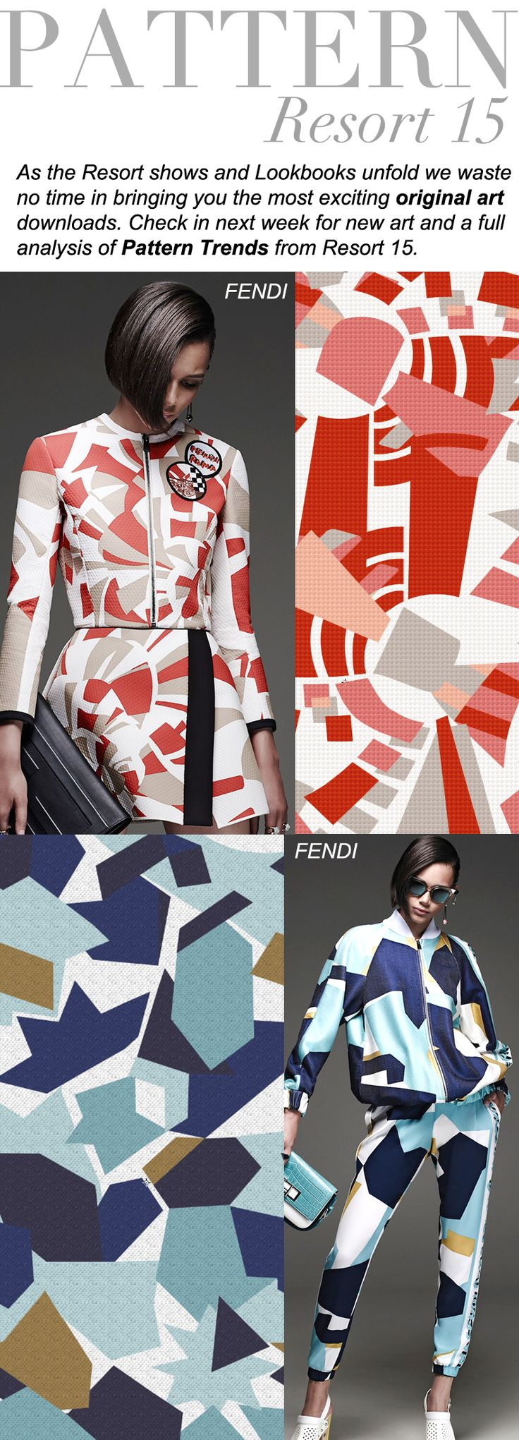 TREND COUNCIL RESORT 2015- PATTERN