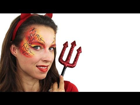 Awesome Makeup Videos For Halloween Contemporary - harrop.us ...