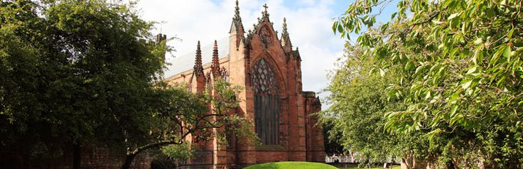 Carlisle Cathedral - a must see in Carlisle, UK. Loved this too!