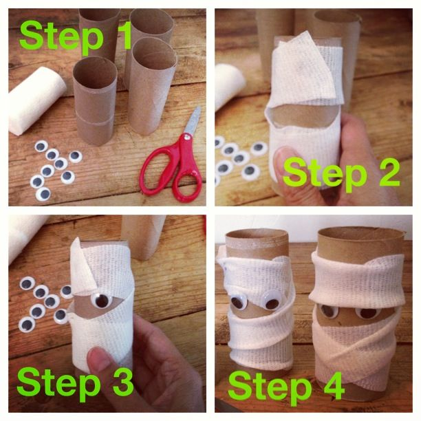 17 best images about diy recycle toilet paper roll on for Recycling toilet paper tubes