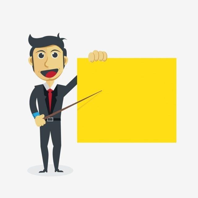 O Empresario Personagem Cartoon Template Clipart De Trabalho Conceitos O Negocio Imagem Png E Vetor Para Download Gratuito Cartoon Template Motion Design Animation Graphic Design Background Templates