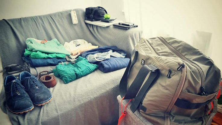 Carry On Packing List For Long Weekend Breaks