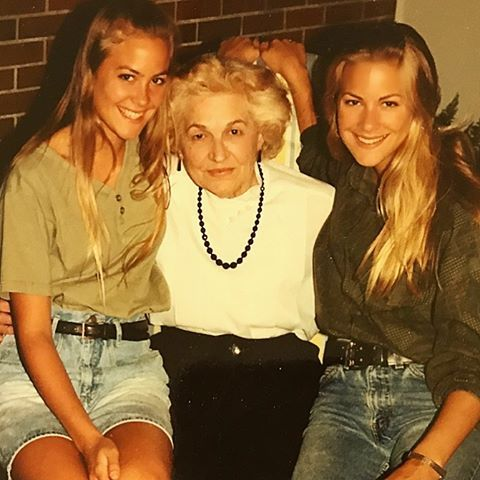 Our grandmother defined beauty, strength and grace. #mima #love #family #tbt
