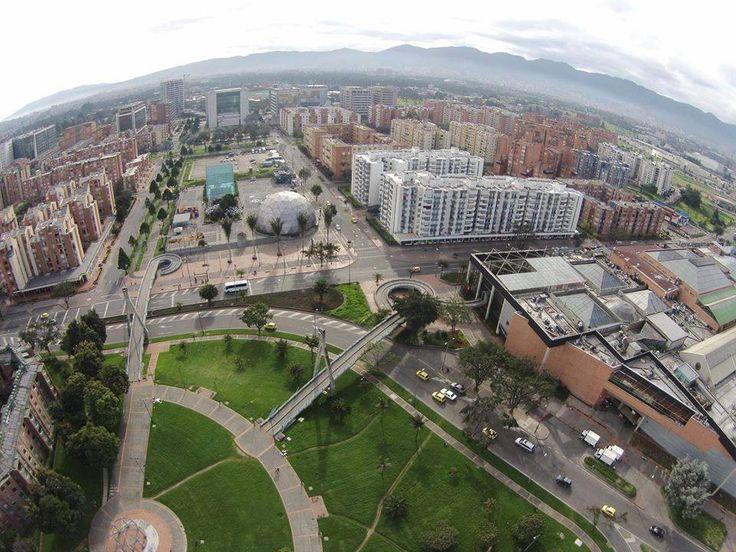 Ciudad Salitre - Bogotá