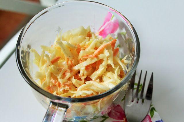 U Ilonky: Salát Coleslaw
