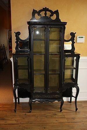 China cabinet | Gothic furniture