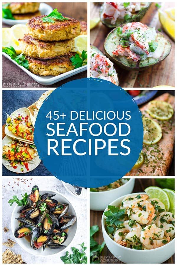 Delicious And Easy Seafood Recipes In 2020 Delicious Seafood Recipes Seafood Recipes Dinner Recipes Easy Quick
