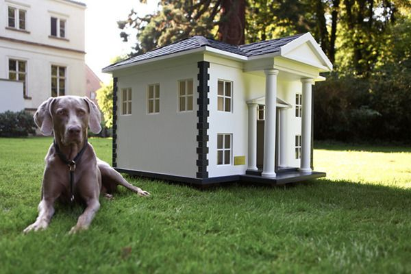 Luxury Barkitecture: 10 Amazing Dog House Designs For The Over-Pampered Pup