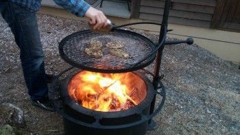 17 Best Images About Smokeless Fire Pit On Pinterest