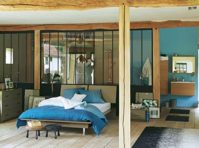 les 16 meilleures images du tableau id es chambre parentale sur pinterest chambres chambre et. Black Bedroom Furniture Sets. Home Design Ideas