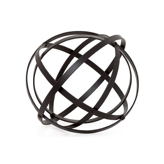 Atlas Sphere Sculpture : Decorative Accents. Find all room accents and home accessories in one place. Urban Barn has hundreds of ideas  to compliment your decor.