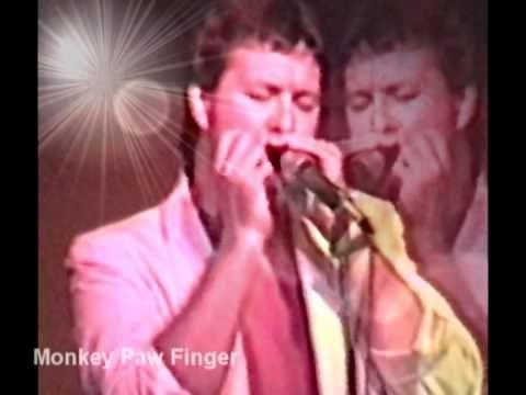 David L Vacek & Monkey Paw Finger