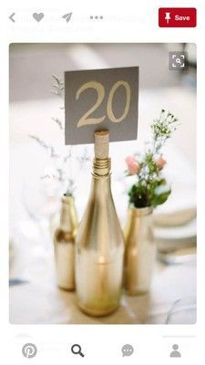 Wine themed centerpieces | Weddings, Planning | Wedding Forums | WeddingWire