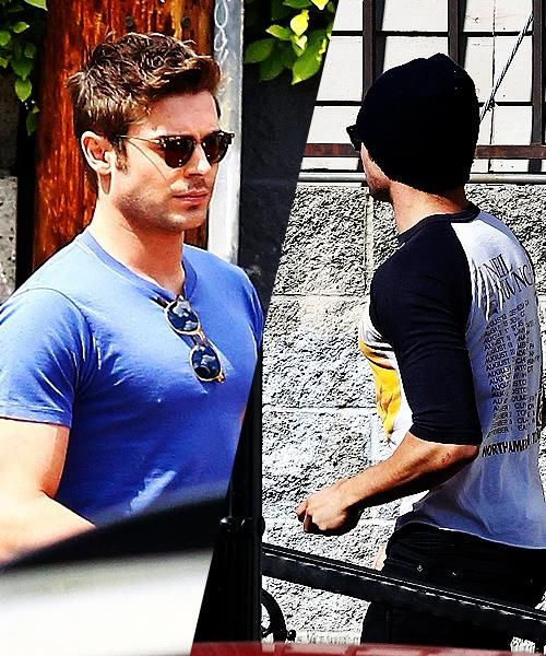Zac 31/March/14 in Hollywood
