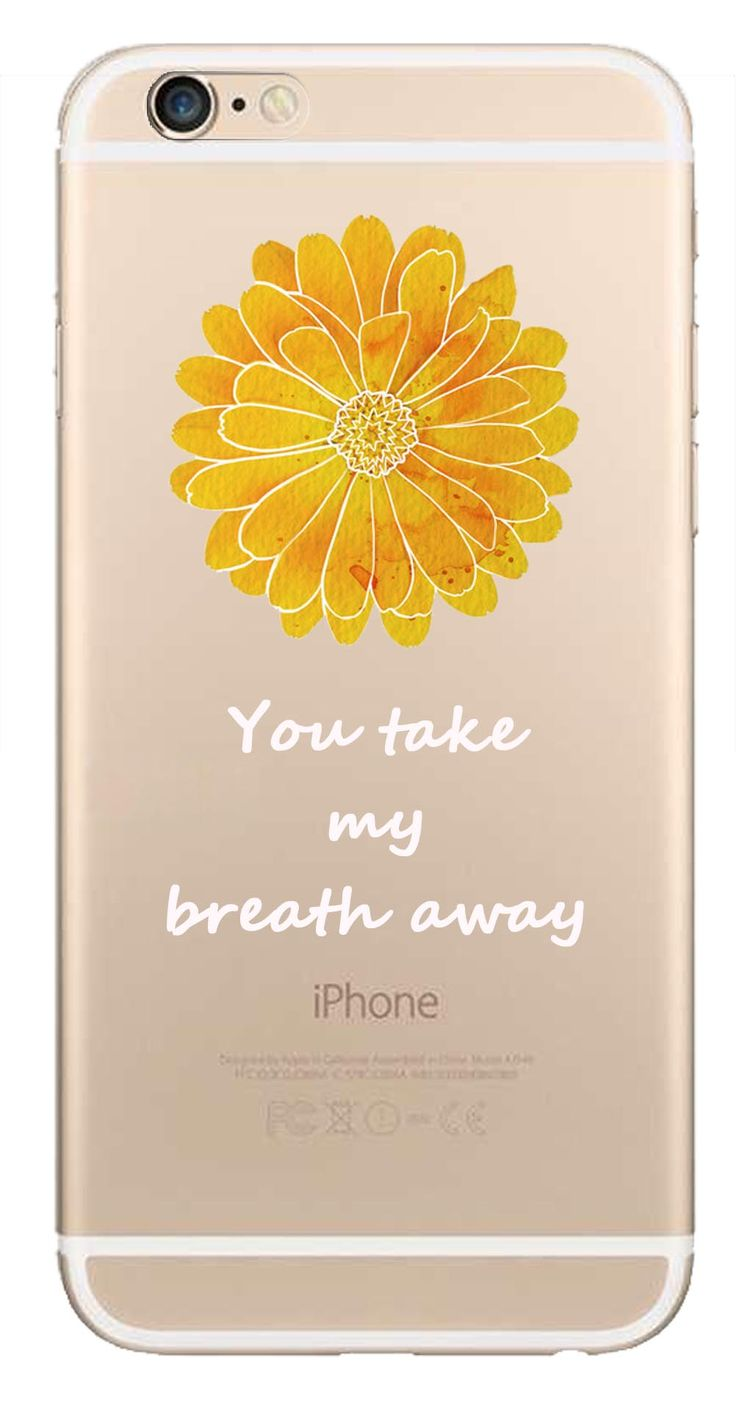 Whatskin DIY Style Color Drawing Flowers Series 14 Clear Back Cover for iphone 6