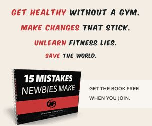 Get healthy without a gym. Join the Nerd Fitness Rebellion. One of the best Beginner Body Weight Workout sites I've found so far!
