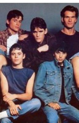 Pin by Holly Paterno on The outsiders in 2019 | The outsiders