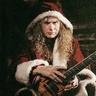 ❤⛄❄ #christmas #davemustaine #navideth #megadeth #metal #xmas