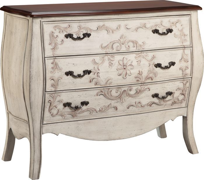 Preston Chest. Colors for leather top table